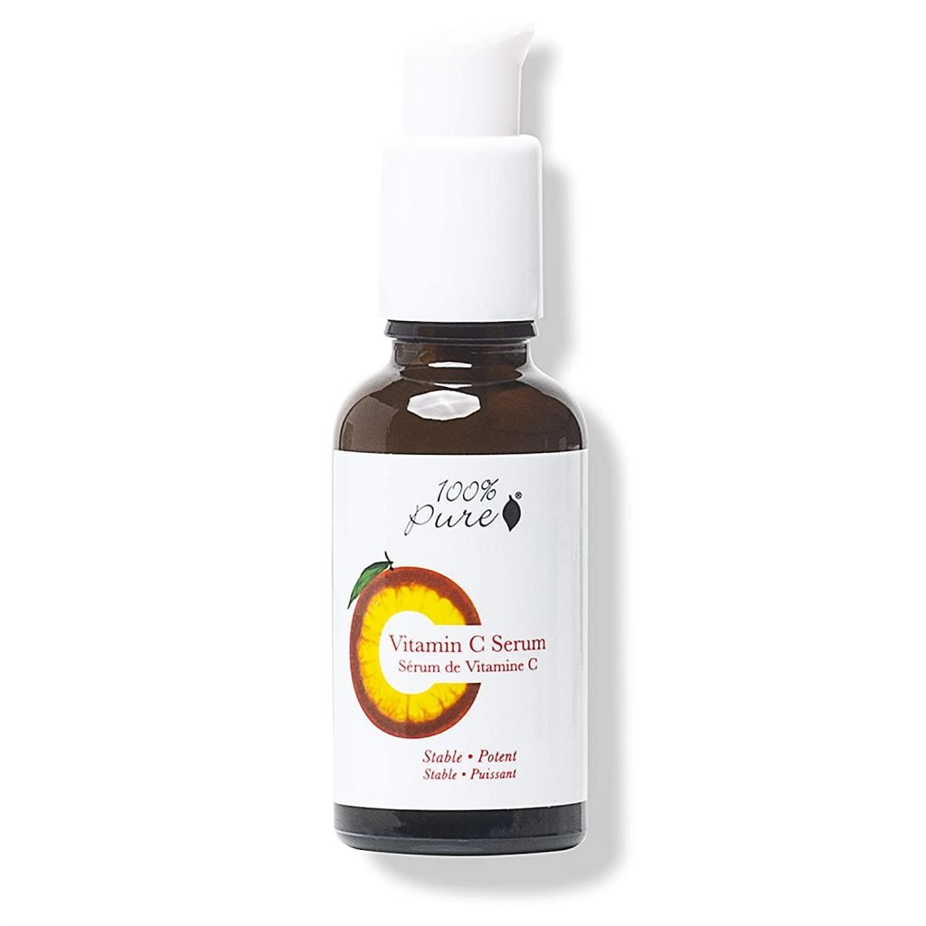 Natural Vitamin C Face Serum