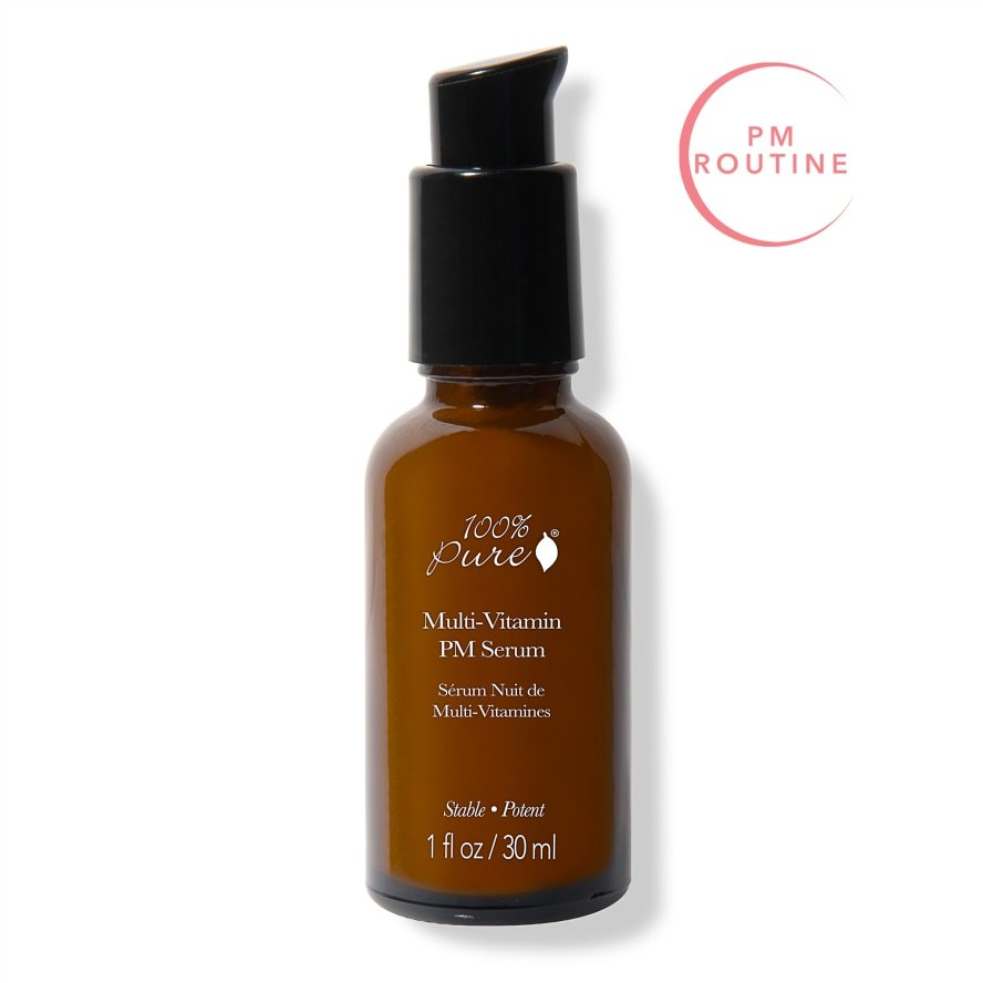 100% Pure Natural Multi-Vitamin PM Serum