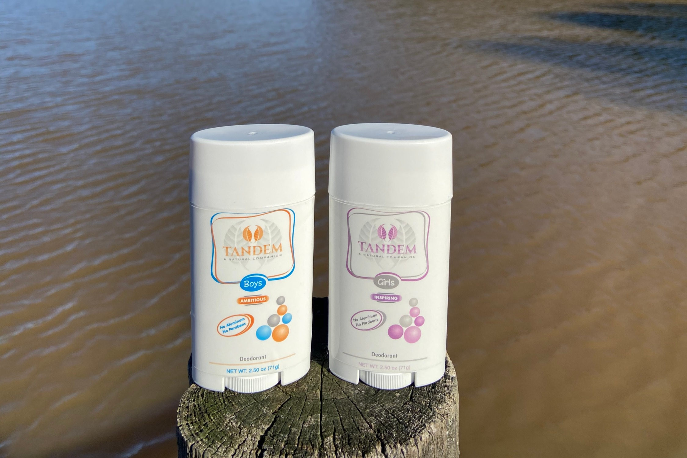 Tandem – A Deodorant Made Exclusively for Kids | A Review