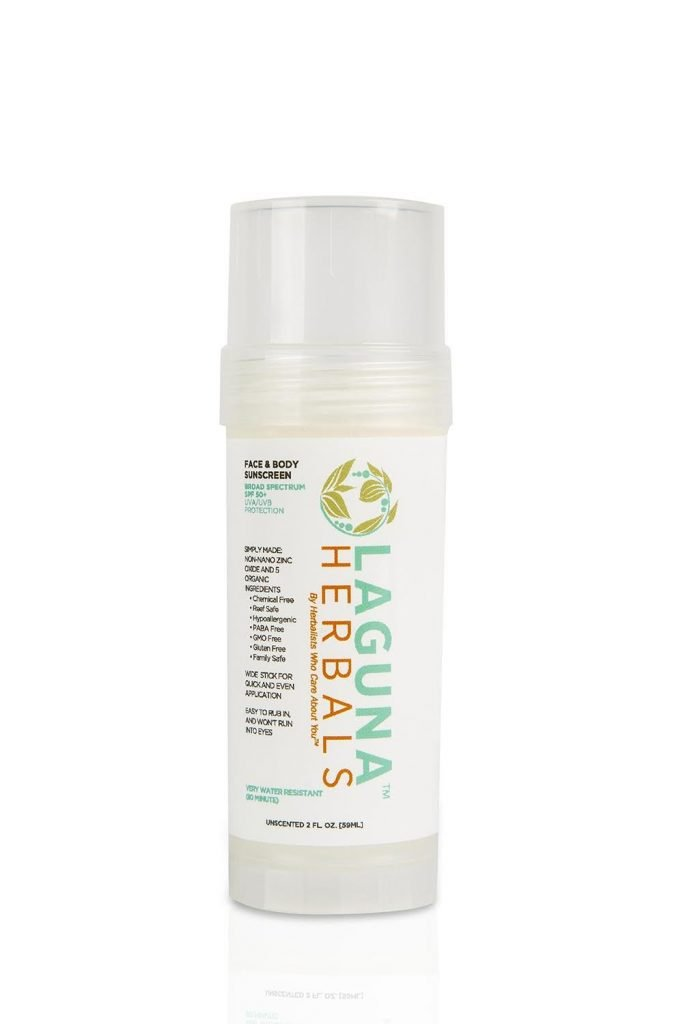 Laguna Herbals Face and Body Sunscreen