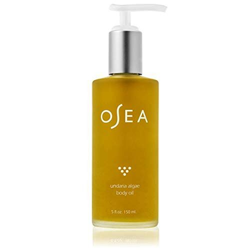 100% Pure Undaria Algae Body Oil