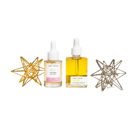 Naked & Thriving - The Day Gift Set