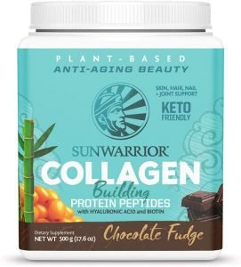 Sunwarrior Anti-Aging Beauty Collagen Building Protein Peptides