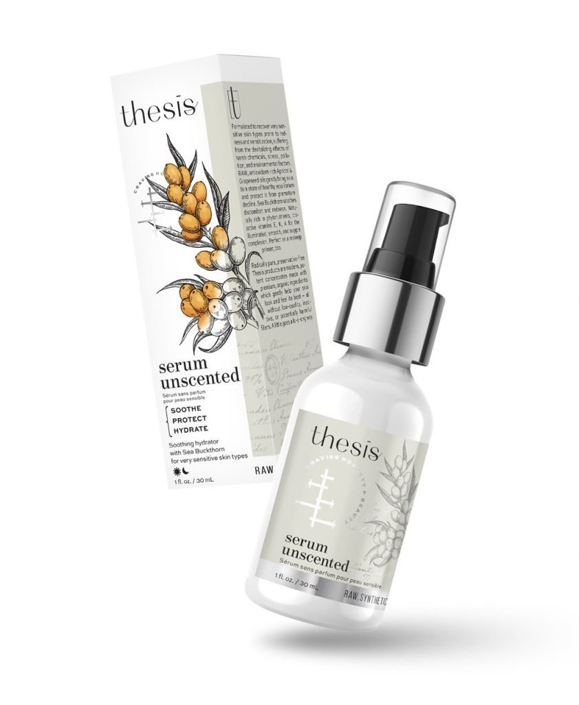 Thesis Serum Unscented